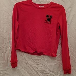 Red Tokyo Shirt